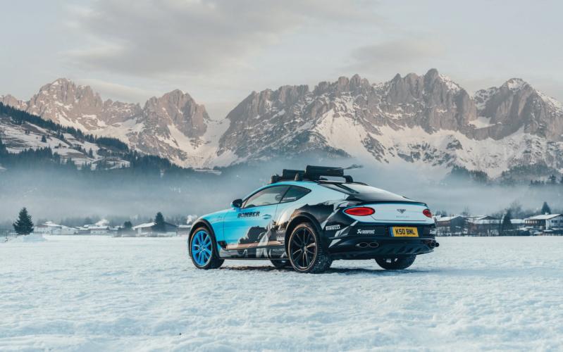 2017 - [Bentley] Continental GT - Page 7 25715110