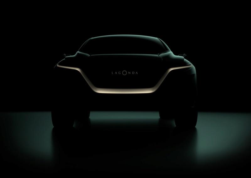 2018 - [Aston Martin] Lagonda Vision Concept  - Page 2 2595eb10