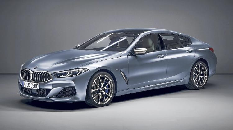 2019 - [BMW] Série 8 Gran Coupé [G16] - Page 5 25a01910