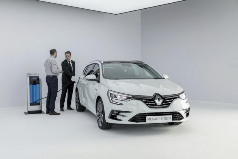 2019 - [Renault] Megane IV restylée  - Page 23 25e28210