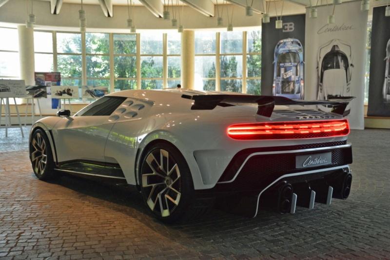 2019 - [Bugatti] Centodieci 25e96510