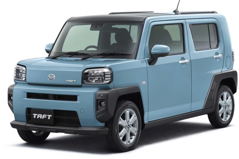 2019 - [Daihatsu] WacuWacu Concept 25f65210