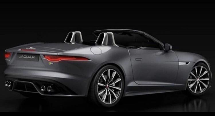 2021 - [Jaguar] F-Type restylée - Page 2 26178010