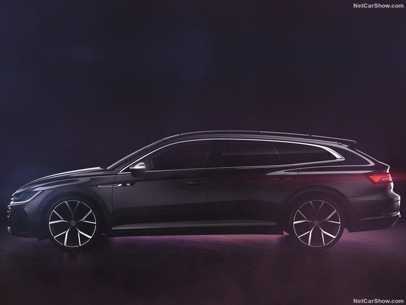 2019 - [Volkswagen] Arteon Shooting Brake - Page 5 2617aa10