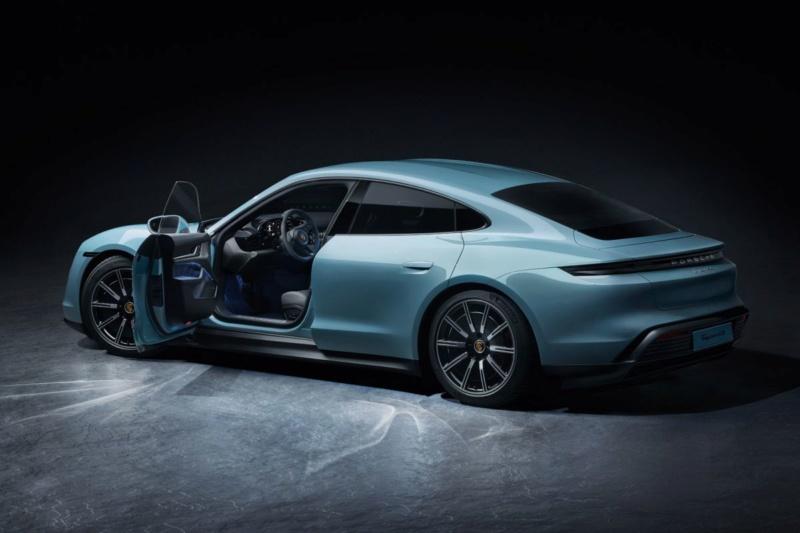 2019 - [Porsche] Taycan [J1] - Page 16 26343c10