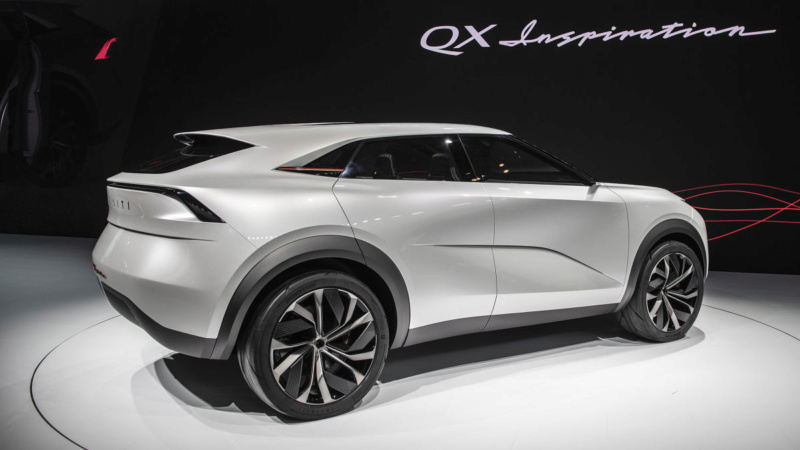 2019 - [Infiniti] QX Inspiration Concept 26361410