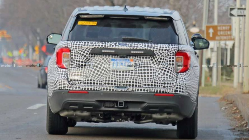 2019 - [Ford] Explorer - Page 2 266a7410
