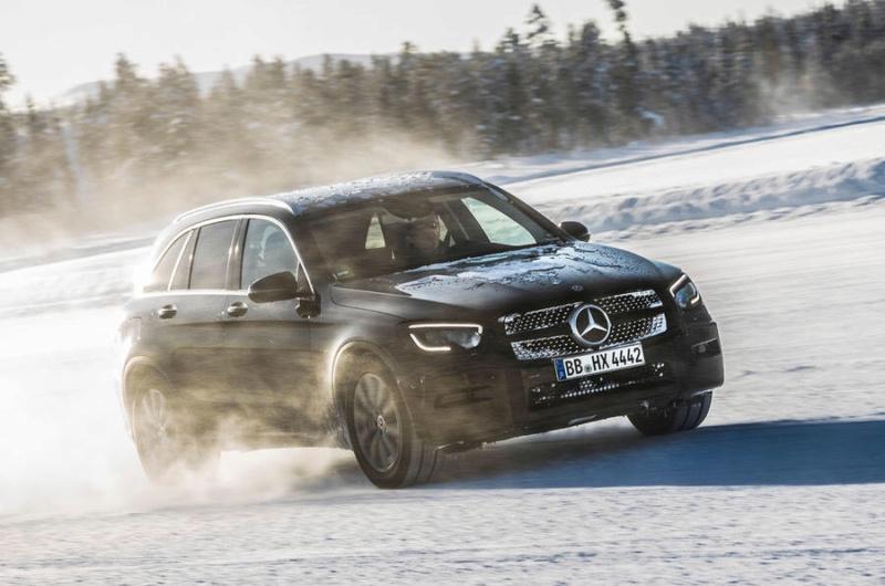 2018 - [Mercedes-Benz] GLC/GLC Coupé restylés - Page 2 2689e310