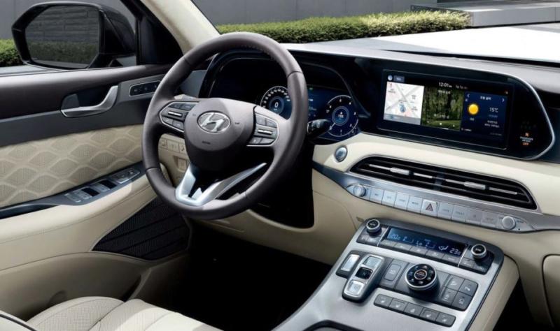 2019 - [Hyundai] Palisade - Page 2 268fad10
