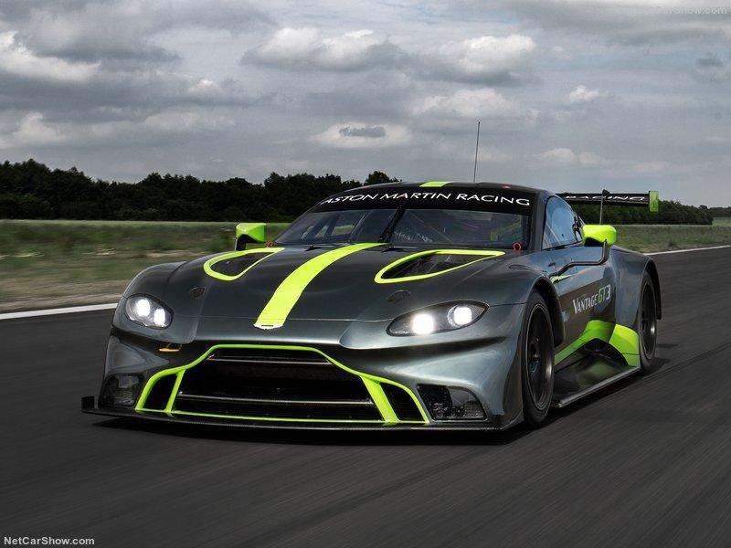 2017 - [Aston Martin] Vantage - Page 3 269dbe10