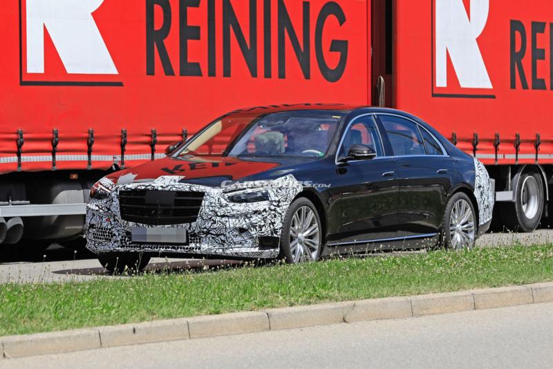 2020 - [Mercedes-Benz] Classe S - Page 14 26c1d410