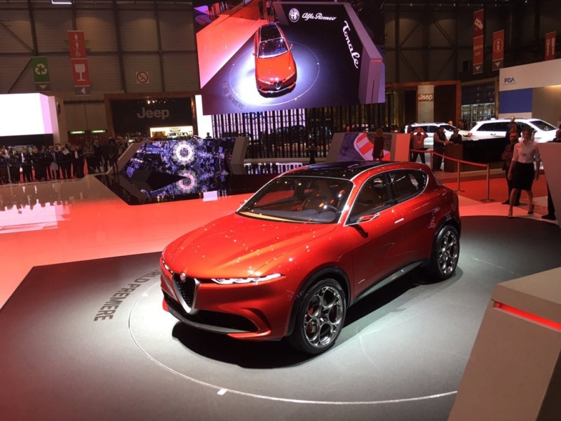 2019 - [Alfa Romeo] Tonale  - Page 3 26c2a610