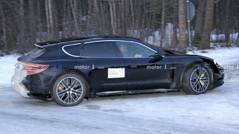 2020 - [Porsche] Taycan Sport Turismo 26c83b10