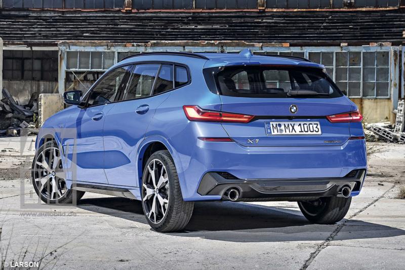 2021 - [BMW] X1 III 2718cd10