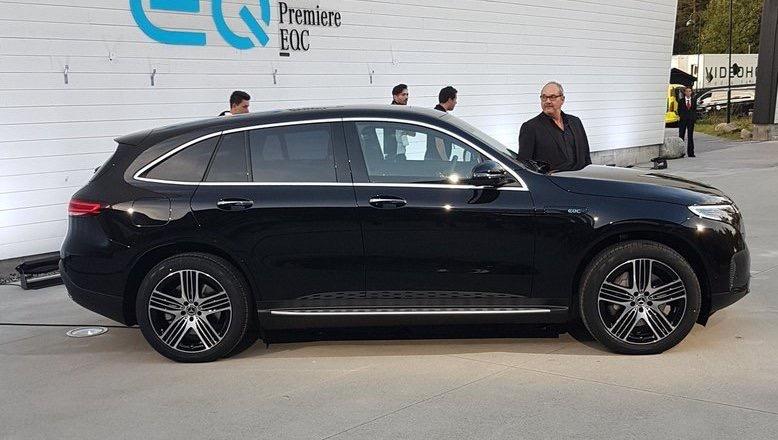2019 - [Mercedes-Benz] EQ C - Page 5 27289810