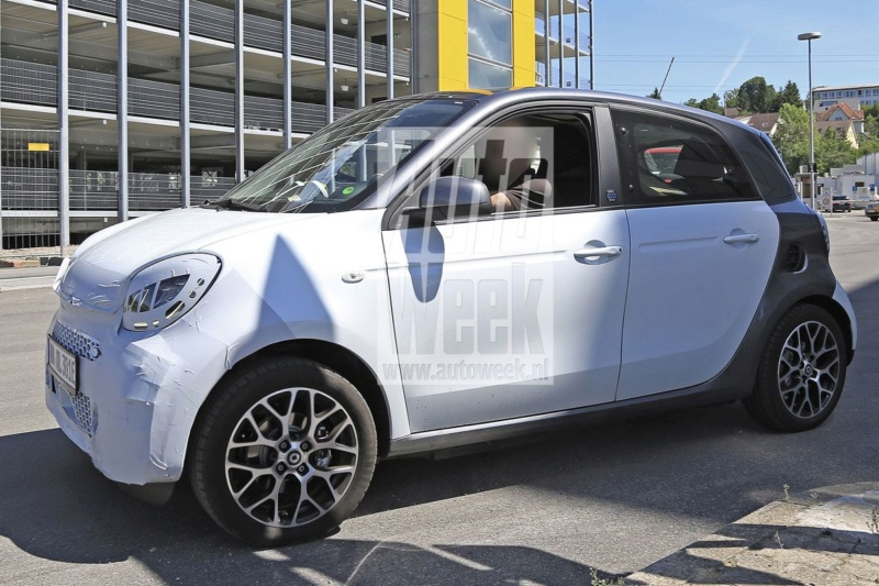 2019 - [Smart] ForTwo III Restylée [C453]  - Page 2 272e9710