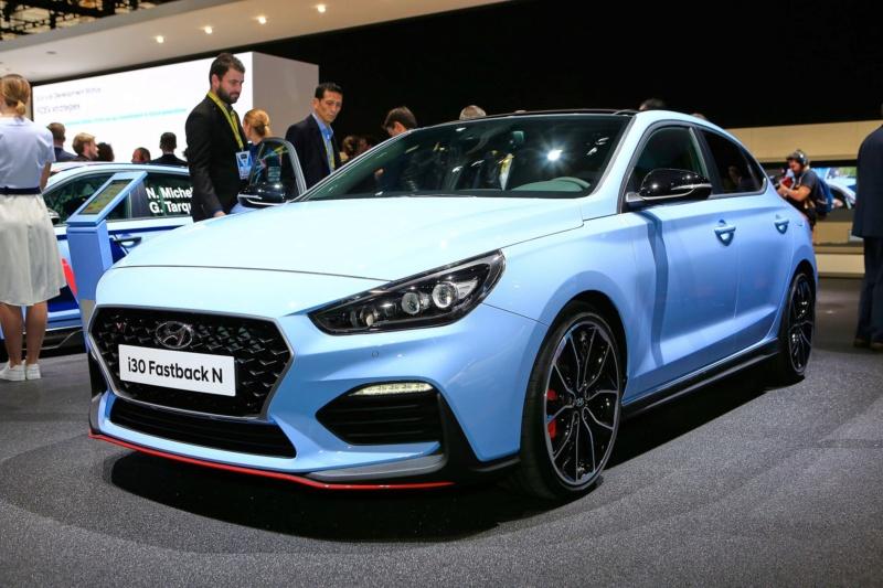 2017 - [Hyundai] i30 Fastback - Page 3 27569510
