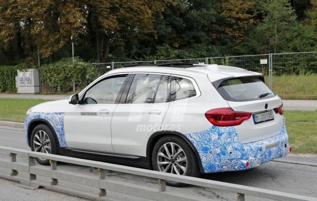 2016 - [BMW] X3 [G01] - Page 11 27621510
