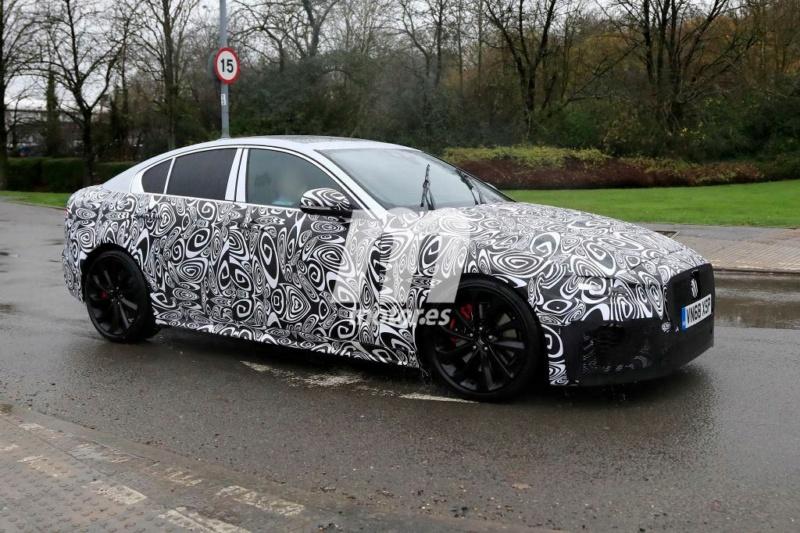 2019 - [Jaguar] XE restylée  27849d10