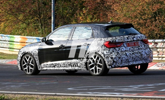 2018 - [Audi] A1 Sportback II - Page 17 279eda10
