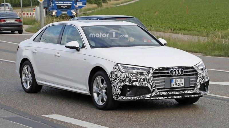 2018 - [Audi] A4 restylée  - Page 2 27af2d10