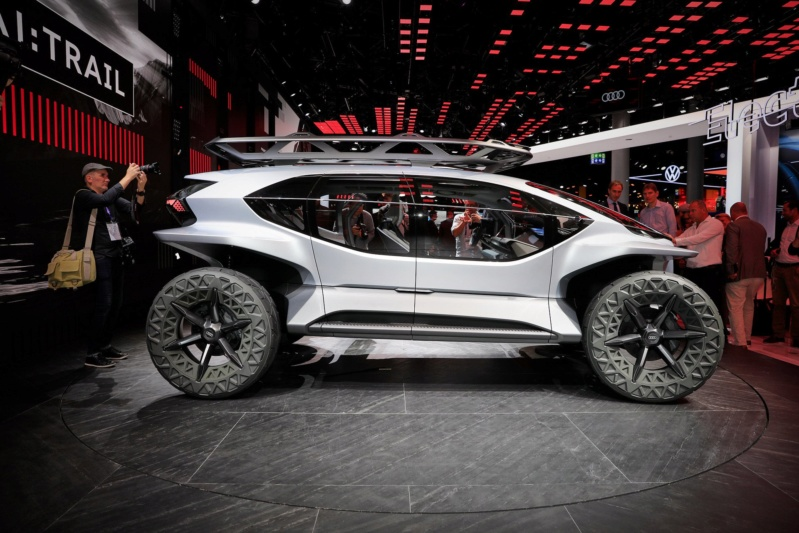 2019 - [Audi] AI:me E-Tron / AI:Trail Quattro - Page 2 282a7810