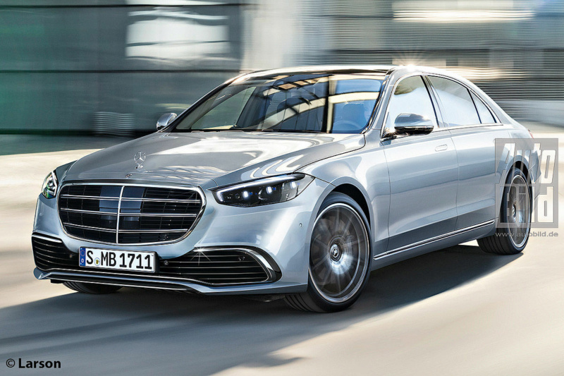 2020 - [Mercedes-Benz] Classe S - Page 17 282b3910