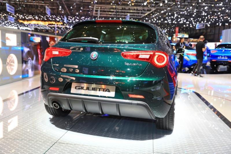 2016 - [Alfa Romeo] Giulietta restylée - Page 12 28405c10
