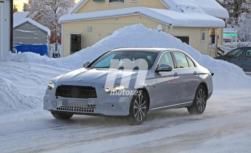 2020 - [Mercedes-Benz] Classe E restylée  284fdb10