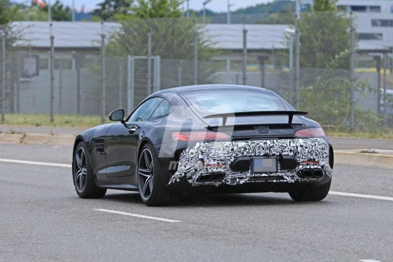 2014 - [Mercedes-AMG] GT [C190] - Page 30 2853d810