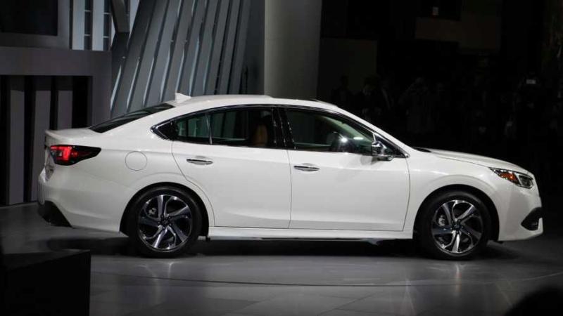 2019 - [Subaru] Legacy & Outback 2857fa10