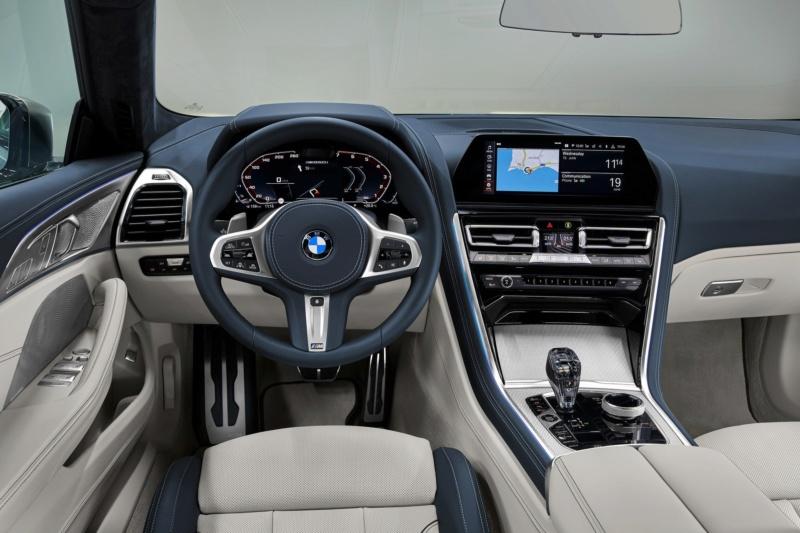 2019 - [BMW] Série 8 Gran Coupé [G16] - Page 5 2864e210