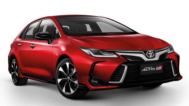 2018 - [Toyota] Corolla Sedan - Page 2 2866b210