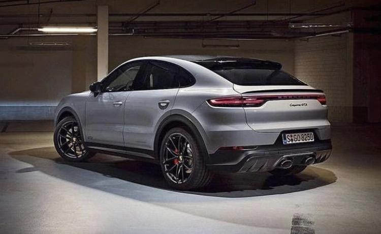 2019 [Porsche] Cayenne coupé - Page 6 28793810