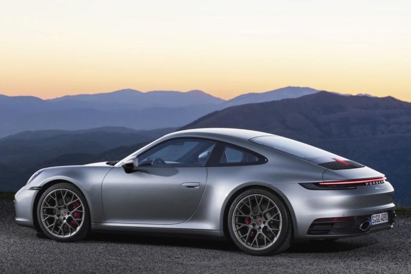 Porsche 911 (992) 2019 10