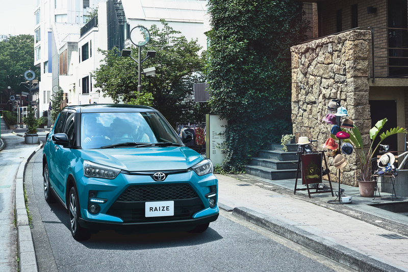 2019 - [Toyota] Raize - Page 2 28ef6d10