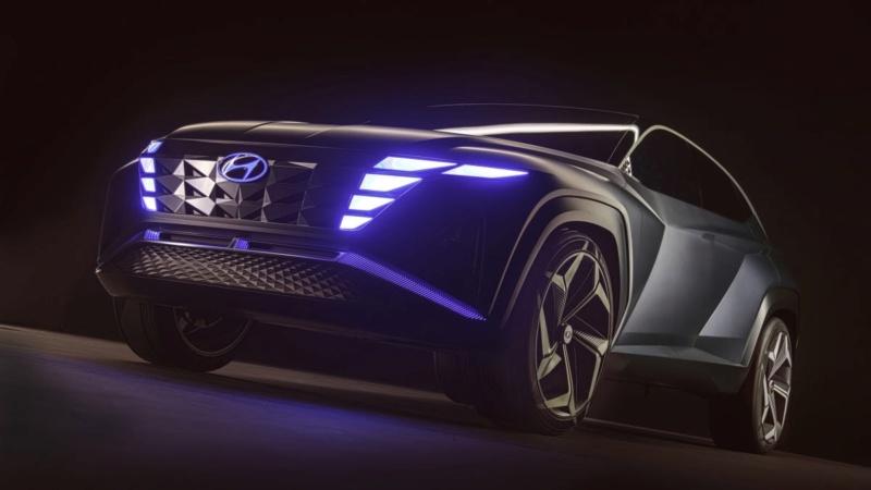 2019 - [Hyundai] Tucson Concept  28f73310