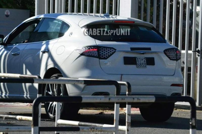 2016 - [Maserati] Levante - Page 11 2915f010