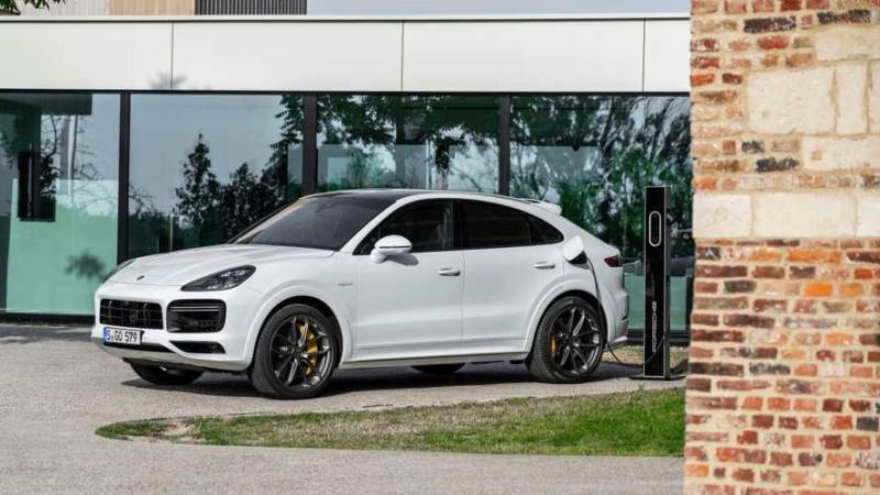 2019 [Porsche] Cayenne coupé - Page 6 291b3810
