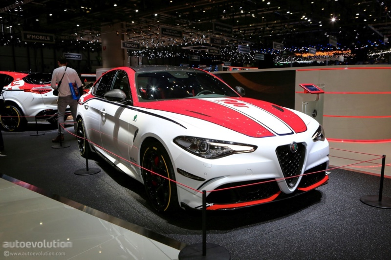 2015 - [Alfa Romeo] Giulia [Tipo 952] - Page 34 291d9810