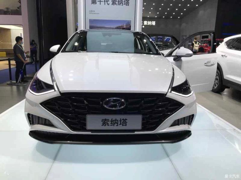 2020 - [Hyundai] Sonata VIII - Page 4 293dc810