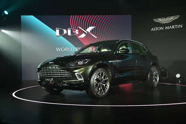 2019 - [Aston Martin] DBX - Page 5 29494010