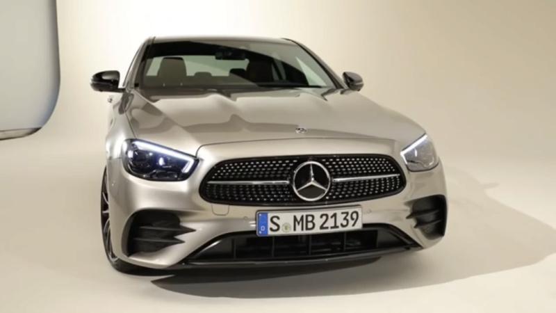 2020 - [Mercedes-Benz] Classe E restylée  - Page 6 294cd810
