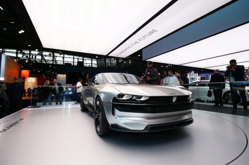 2018 - [Peugeot] e-Legend Concept - Page 14 29762b10