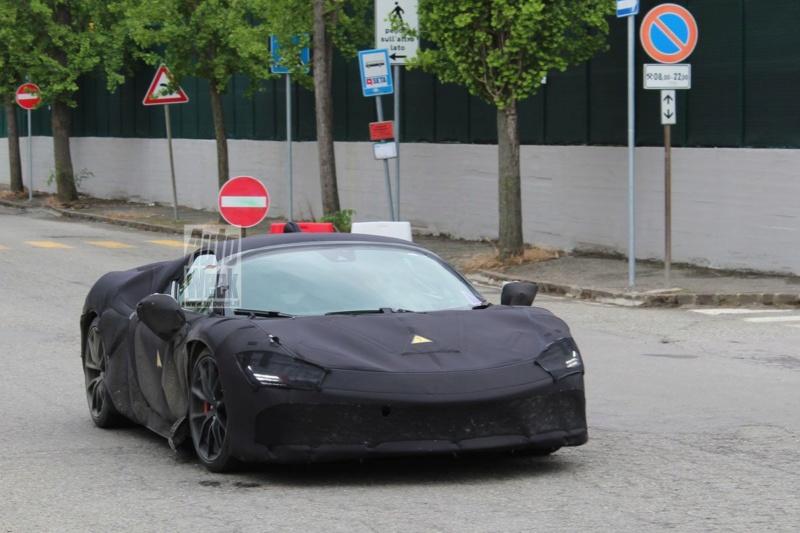 2019 - [Ferrari] SF90 Stradale (hybride) 29888810