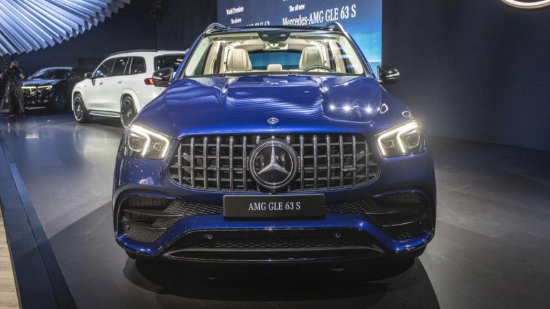 2018 - [Mercedes] GLE II ( ML IV ) - Page 10 298a3810