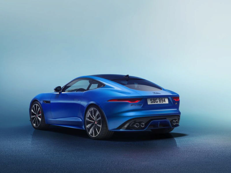 2021 - [Jaguar] F-Type restylée - Page 3 29ca9310