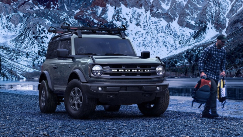 Ford Bronco / Sport (2020) 40