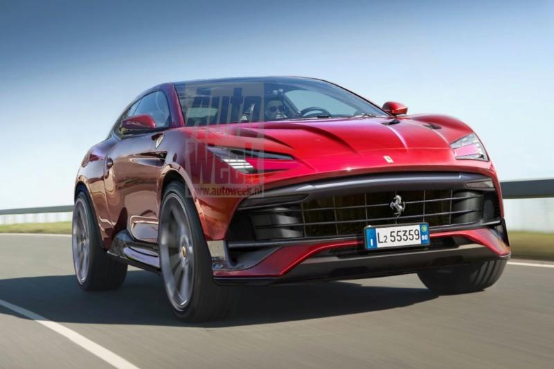 2020 - [Ferrari] FUV [F16X]  - Page 4 2a16d910