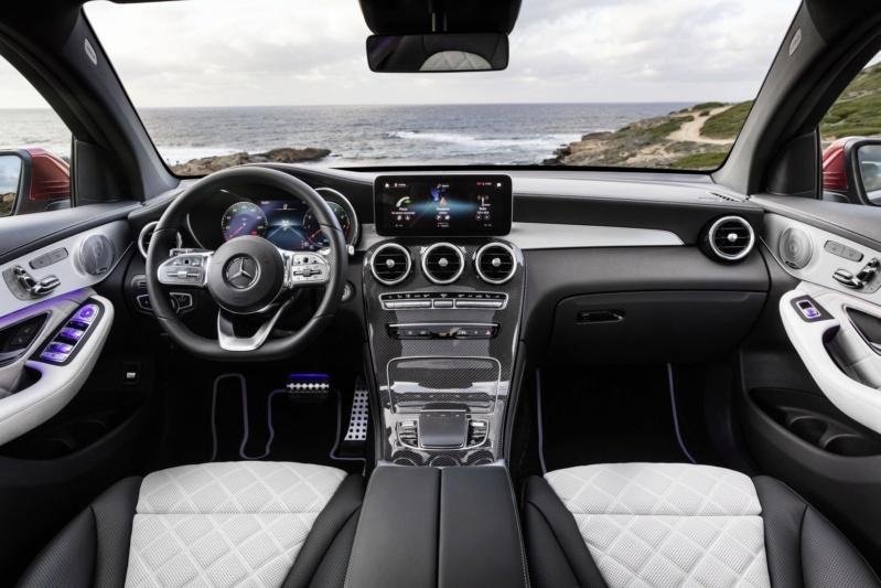 2018 - [Mercedes-Benz] GLC/GLC Coupé restylés - Page 4 2a241510